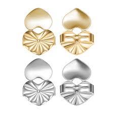 post earrings magic fashion earring backs support earring lifts fits all post