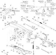 tiller kit 40 thru 60 hp e tec steering accessories for 2011