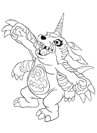 digimon coloring pages coloring digimon coloring pages