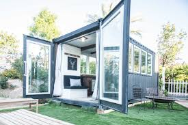 Lightfilled shipping container house cost just 36K to build  Curbed