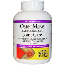 Joint Comfort Dietary Supplement Natural Factors Osteomove Extra Strength Joint Care 120 Tablets
