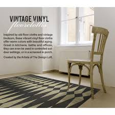 vintage vinyl floor cloth pattern 8 best of