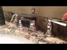 Kohler Faucets Reviews Kohler Bancroft Faucet Review Youtube