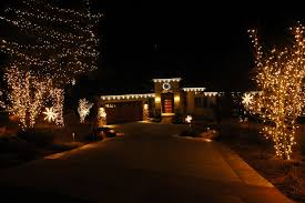 Outdoor Christmas Tree Made Of Lights by Christmas Lighting Outdoor Lighting Of Colorado U0027s Blog