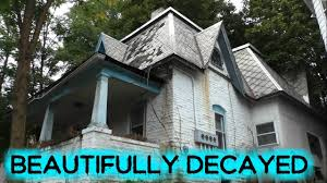 multi family house abandoned beautifully decaying multi family home youtube