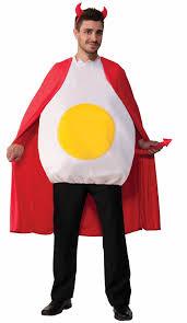 Bacon Egg Costume Halloween Funny Deviled Egg Costume Costume Craze