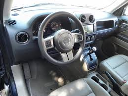 jeep car inside 2015 jeep patriot runs the course