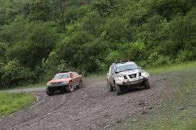 nissan dakar team speed rebounds in dakar rally stage 3 with robby gordon
