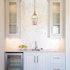 Best  Kitchen Backsplash Interior Ideas On Pinterest White - Bar backsplash