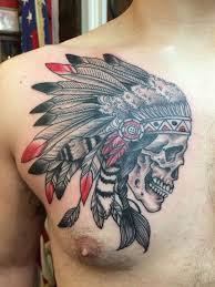 indian headdress tattoo on ribs 44 best tattoos images on pinterest tattoo ideas awesome tattoos