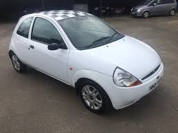 december 2008 ford ka finale limited edition 1 3 petrol in