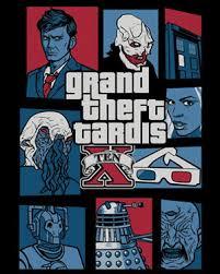 Doctor Who Shower Curtain Minions Steal Doctor Who U0027s Tardis U2014 Geektyrant