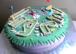 golf cakes http www cake decorating corner com