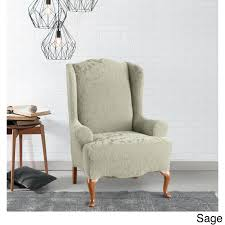 white wing chair slipcover slipcovers for wing chairs wingback white stretch chair recliner