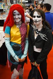 file montreal comiccon 2016 sally and jack skellington