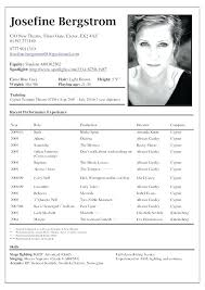 actor resume template theatre resume template word create actor resume template