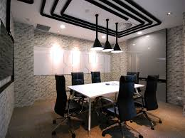 Office Meeting Table Singapore Pipe Meeting Room Fit For 6 Pax Design By Traart Interior Design
