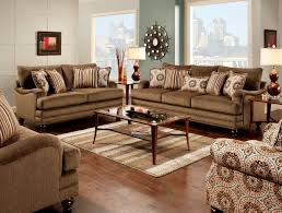 Love Sofas Fabric Sofas Living Room Brown Sofa And Love Seat