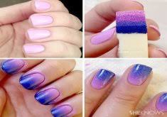 Home And Garden Television Design 101 Lovely Cool Simple Nail Designs 20 Worth Trying Long Stiletto