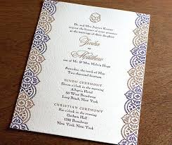 contemporary indian wedding invitations lovely modern indian wedding invitations for gold purple christian