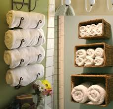 small bathroom shelving ideas brown stained mahogany wood floating