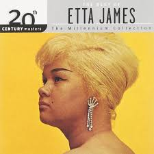 I D Rather Go Blind Cover Etta James 20th Century Masters The Best Of Etta James