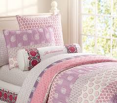julianna quilt pottery barn kids