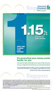 standard chartered 1 15 p a interest promo 1 u2013 15 jul 2014