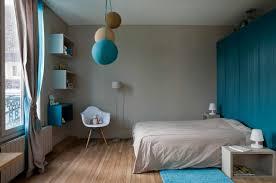 chambre bleu et awesome chambre bleu turquoise et beige contemporary design