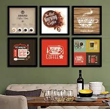 Home Design Stores Soho Coffee Time Theme Wall Display Retro Pop Art Posters For Soho