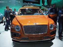 bentley orange interior bentley bentayga is one odd looking suv