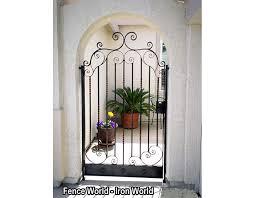 fence world iron world