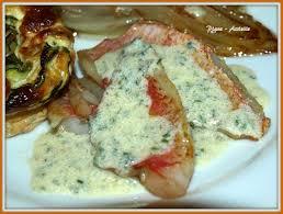 cuisiner des rougets filets de rougets a la crème d ail pique assiette