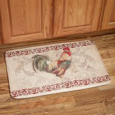 Comfort Kitchen Mat Rooster Kitchen Comfort Mat Some Designs Of Rooster Kitchen Rugs