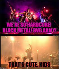 Black Metal Meme Generator - black metal imgflip