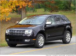 2007 Lincoln Mkx Interior Lincoln Mkx Well Beyond The Edge 1 Cnnmoney Com