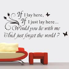 diy wall sticker decal wallpaper bedroom home decor removable hot diy wall sticker decal wallpaper bedroom home decor removable hot english letter quotes stickers on your wall stickers to decorate walls from shengle2014