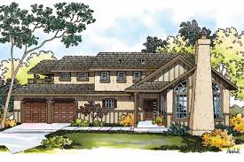tudor mansion home plans