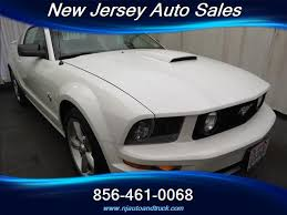 mustang 2009 for sale 2009 ford mustang gt premium for sale in delran nj stock 6753