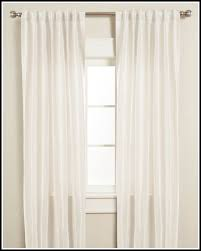 White Faux Silk Curtains White Faux Silk Curtains Curtains Home Design Ideas
