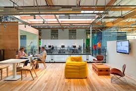 5 creative office designs boosting collaboration at top tech companies