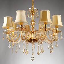 Gold Chandelier Light Free Ship 6 8 Arms Fashion Chandelier Lighting Bedroom
