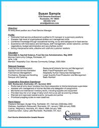 Resume Work History Examples by Expert Banquet Server Resume Guides You Definitely Need