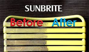 Cleaning Outdoor Furniture by Sunbrite Outdoor Furniture Cleaner U0026 Protectant By Seabreeze