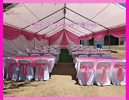 tent draping baptism pink tent draping by event decor catch my party
