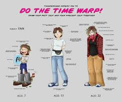 Demon Memes - time warp meme fan style by fan the little demon on deviantart