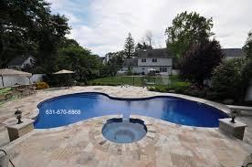 travertine pool patio designs gappsi giuseppe abbrancati