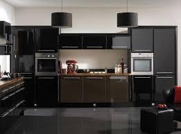 Kitchen Design Black Appliances Elegant And Peaceful Kitchen Designs With Black Appliances Kitchen