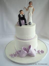 novelty wedding cakes lilac wedding cake with novelty sugar paste cake by
