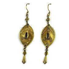 style of earrings large celtic style earrings the mooch room